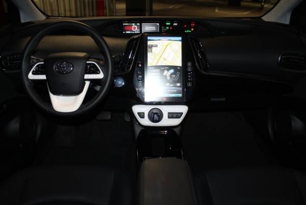 2019 Toyota Prius Prime JTDKARFP1K3108563