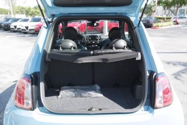 2016 Fiat 500e 3C3CFFGE5GT213477