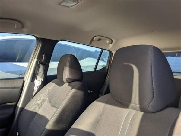 2019 Nissan LEAF 1N4AZ1CP7KC303745