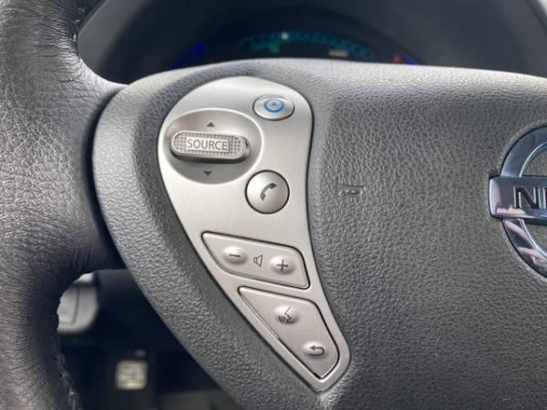 2015 Nissan LEAF 1N4AZ0CP8FC307657