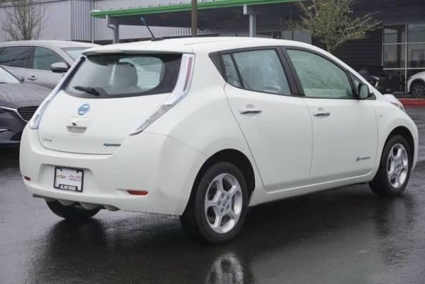 2012 Nissan LEAF JN1AZ0CP1CT025062