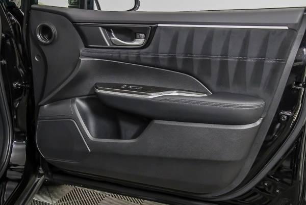 2018 Honda Clarity JHMZC5F35JC011362
