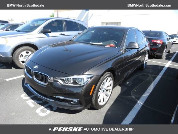2017 BMW 3 Series WBA8E1C37HA158838