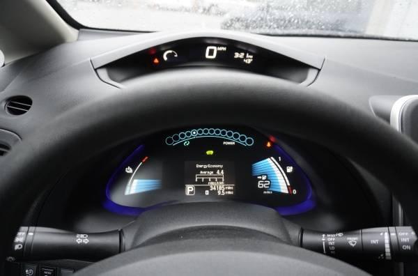 2016 Nissan LEAF 1N4AZ0CP7GC309109