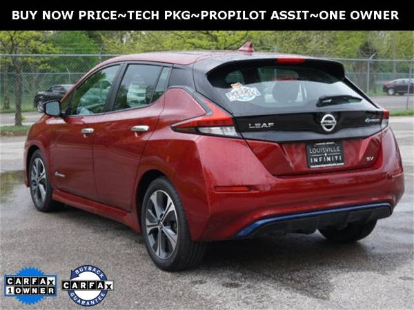 2019 Nissan LEAF 1N4AZ1CP4KC305565