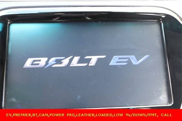 2017 Chevrolet Bolt 1G1FX6S09H4140003
