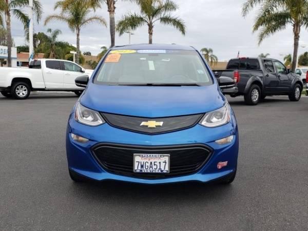 2017 Chevrolet Bolt 1G1FW6S04H4130871