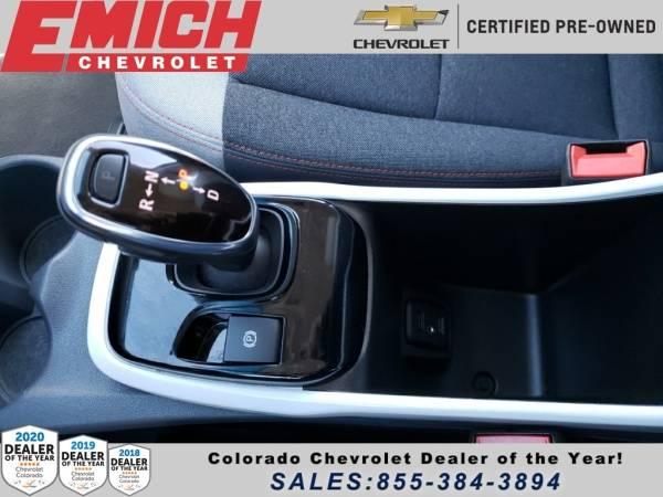 2017 Chevrolet Bolt 1G1FW6S0XH4130826