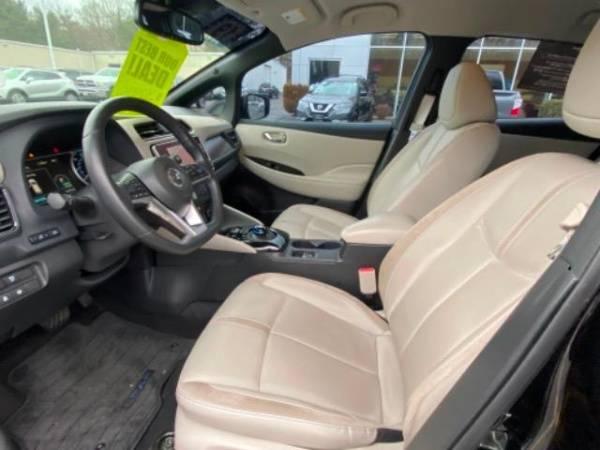 2019 Nissan LEAF 1N4BZ1CP7KC310215