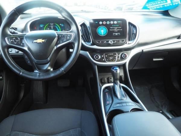 2017 Chevrolet VOLT 1G1RC6S52HU180329