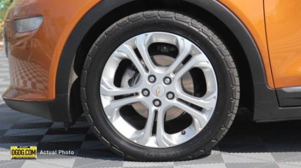 2017 Chevrolet Bolt 1G1FW6S0XH4129997