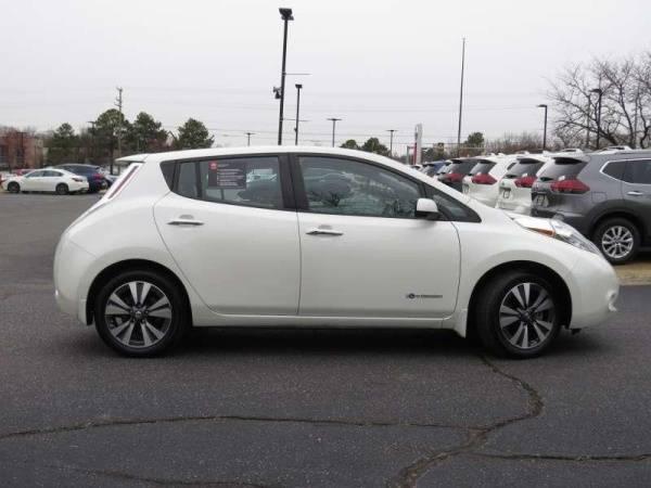 2017 Nissan LEAF 1N4BZ0CP0HC302038