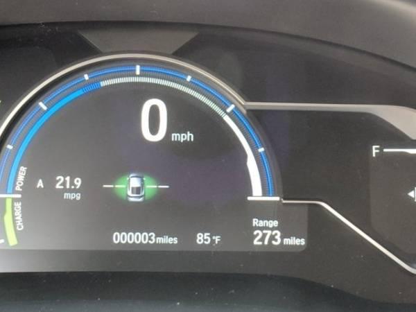 2018 Honda Clarity JHMZC5F33JC009464