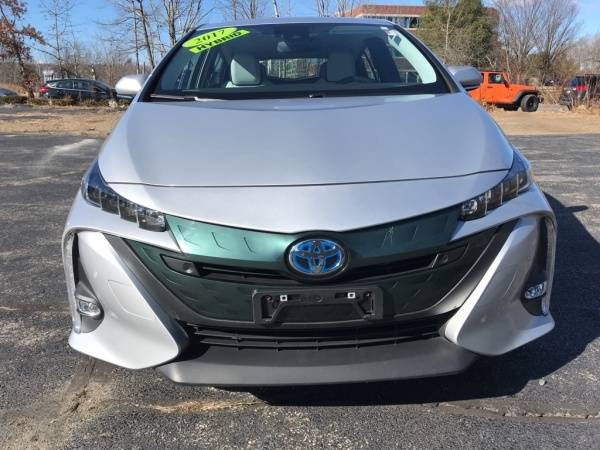 2017 Toyota Prius Prime JTDKARFP8H3001485
