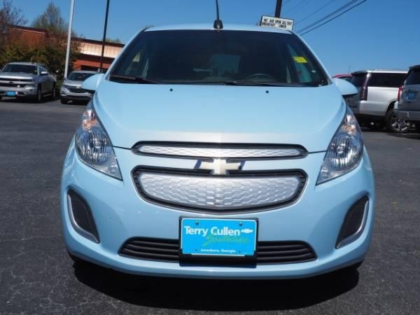2015 Chevrolet Spark KL8CK6S00FC773090