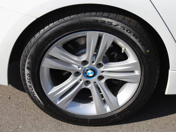 2017 BMW 3 Series WBA8E1C34HA156464
