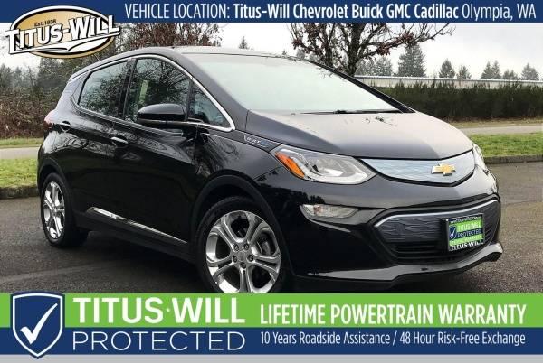 2017 Chevrolet Bolt 1G1FW6S07H4127737