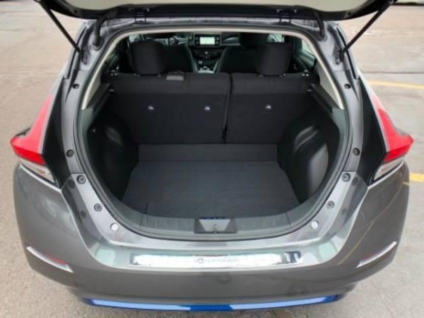 2019 Nissan LEAF 1N4AZ1CP5KC303016