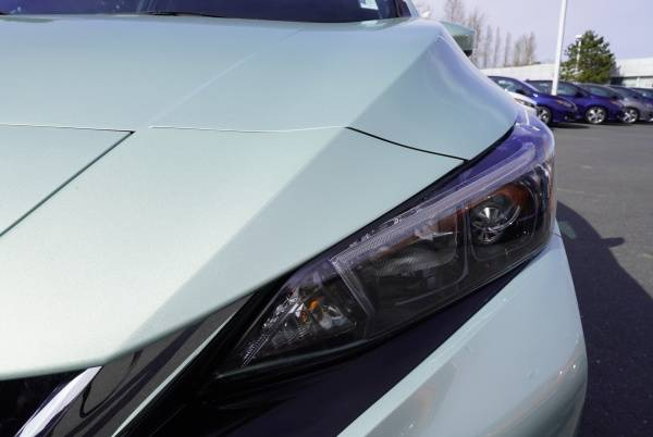 2019 Nissan LEAF 1N4AZ1CP8KC307190