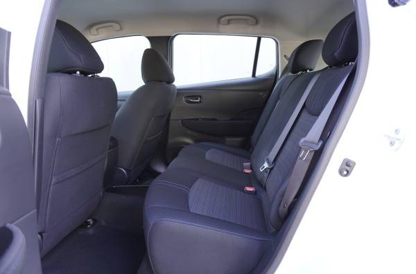 2018 Nissan LEAF 1N4AZ1CP6JC312936
