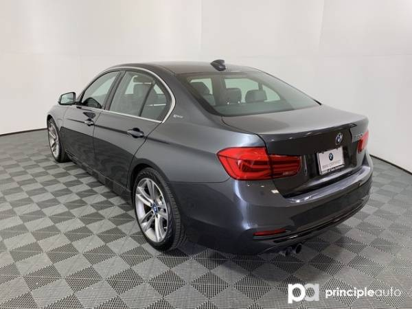 2018 BMW 3 Series WBA8E1C50JA762710