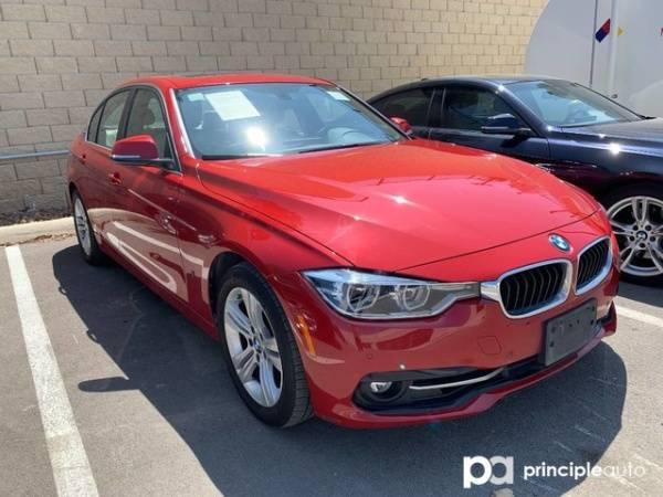 2017 BMW 3 Series WBA8E1C30HA158518