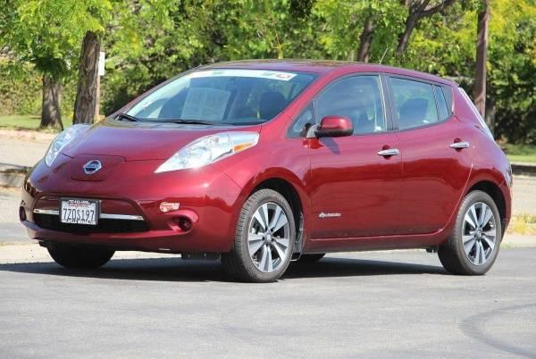 2017 Nissan LEAF 1N4BZ0CPXHC311751