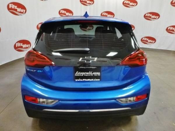 2017 Chevrolet Bolt 1G1FW6S04H4129204