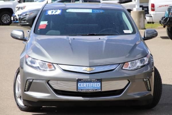 2017 Chevrolet VOLT 1G1RC6S51HU189121