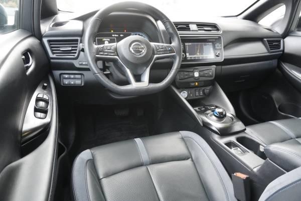 2019 Nissan LEAF 1N4AZ1CP1KC306530
