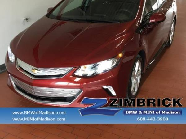 2017 Chevrolet VOLT 1G1RA6S58HU182379