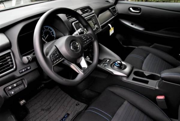 2018 Nissan LEAF 1N4AZ1CP1JC301648