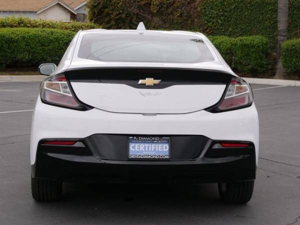 2017 Chevrolet VOLT 1G1RC6S5XHU180854