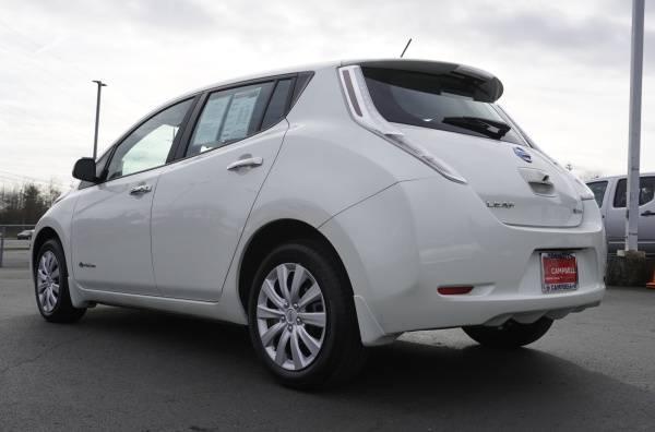 2016 Nissan LEAF 1N4AZ0CP3GC304974