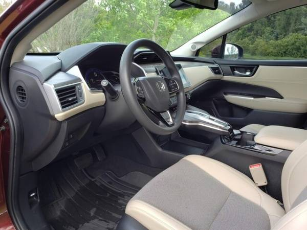 2018 Honda Clarity JHMZC5F16JC021915