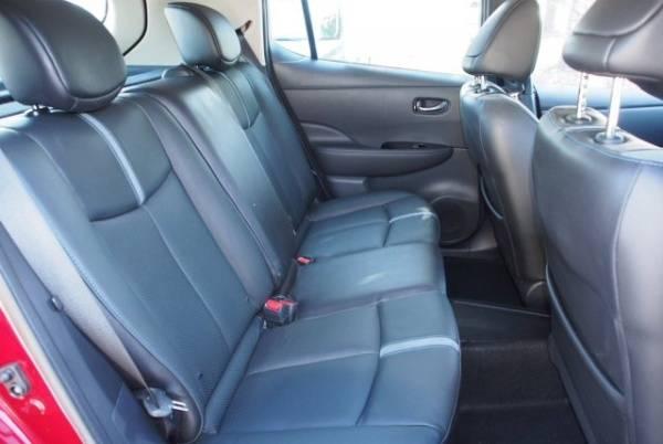 2019 Nissan LEAF 1N4AZ1CP8KC302362