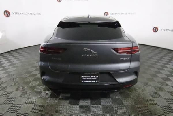 2019 Jaguar I-Pace SADHD2S18K1F76657