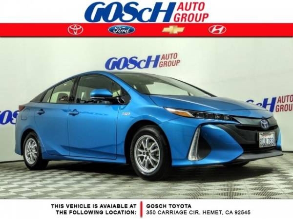 2017 Toyota Prius Prime JTDKARFP1H3066582
