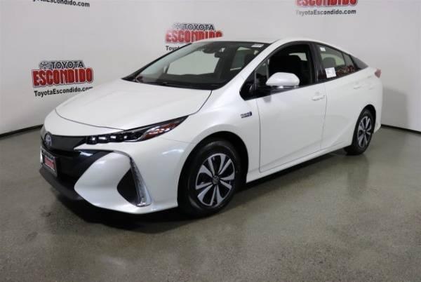2018 Toyota Prius Prime JTDKARFP6J3089541