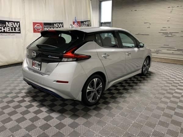 2019 Nissan LEAF 1N4AZ1CP2KC310263
