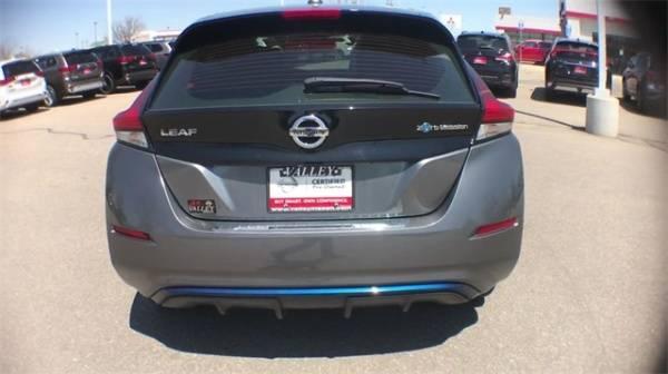 2018 Nissan LEAF 1N4AZ1CP4JC317570