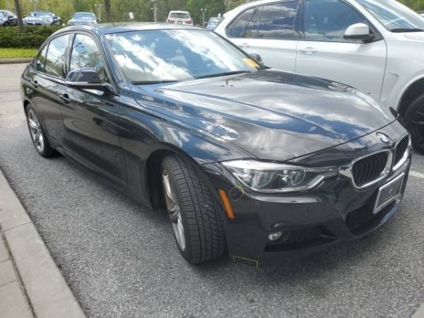 2017 BMW 3 Series WBA8E1C32HA156253