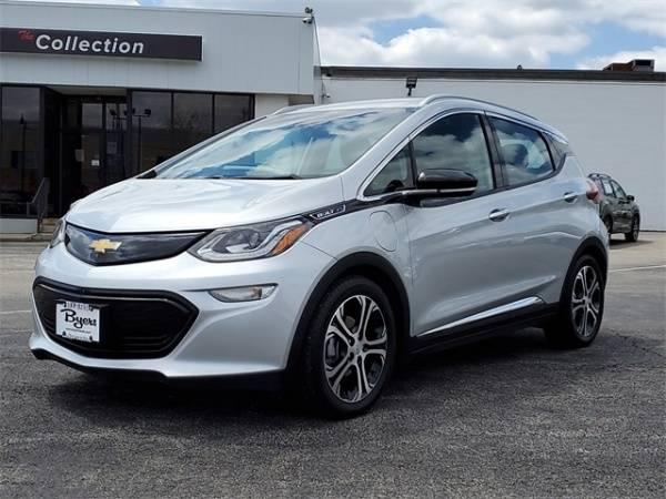 2017 Chevrolet Bolt 1G1FX6S06H4158989