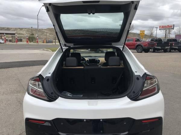 2018 Chevrolet VOLT 1G1RB6S50JU110711