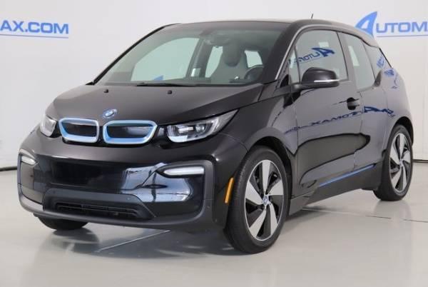 2018 BMW i3 WBY7Z4C52JVD95632