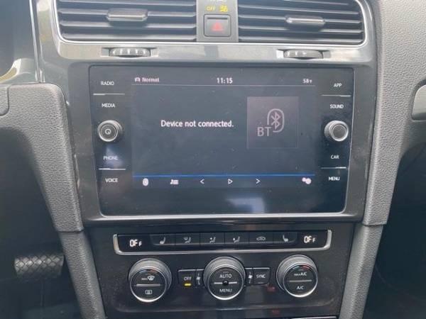 2019 Volkswagen e-Golf WVWKR7AU3KW918706