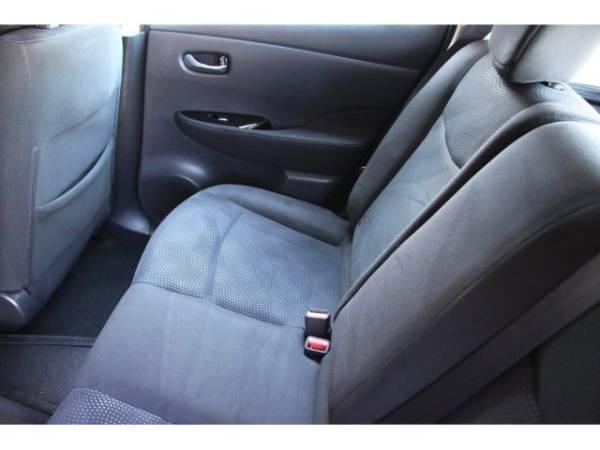 2017 Nissan LEAF 1N4BZ0CP7HC301758