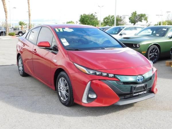 2017 Toyota Prius Prime JTDKARFP9H3001060