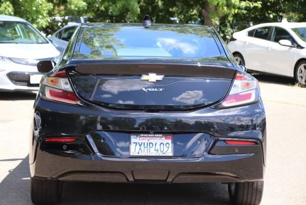 2017 Chevrolet VOLT 1G1RD6S59HU173584