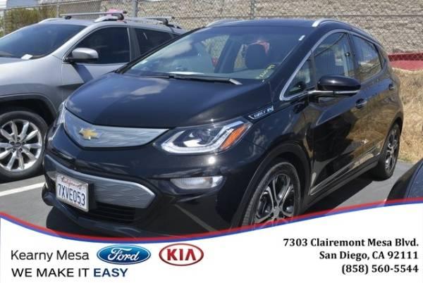 2017 Chevrolet Bolt 1G1FX6S07H4148486